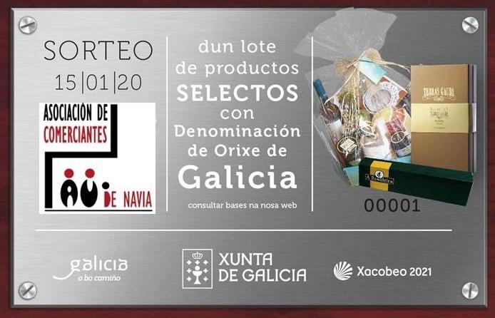 SORTEO Productos selectos de Galicia 15|01|20
